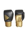 adidas Hybrid 200 Boxhandschuhe gold/schwarz adiH200 (Bild-1)