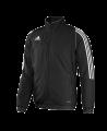 adidas T12 Team Jacket men schwarz adi X12734 (Bild-1)
