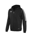 adidas T8/T12 Team Hoodie men Gr.12 schwarz XXL adi X13150 (Bild-1)
