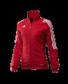 adidas T12 Team Jacket WOMAN Gr.36 rot S adi X13516 (Bild-1)