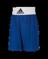 adi Boxer-Shorts Base Punch blau/weiß adidas V14111 (Bild-1)