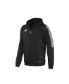 adidas T12 Team Hoodie Youth schwarz adiX34271 (Bild-1)