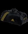 adidas Sporttasche PU JUDO schwarz/gold adiACC051J (Bild-1)