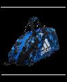 adidas Sporttasche Rucksack 2 in 1Bag size L blau/silber camo ADIACC058MA (Bild-1)
