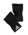 adidas Innenhandschuhe Super Inner Glove Gr. L elastic schwarz adiBP02 (Bild-1)