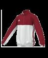 adidas T16 Team JKT YOUTH Jacke rot/weiss AJ5324 (Bild-1)