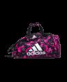 adidas Sporttasche Rucksack 2 in 1Bag size L pink/silber camo ADIACC058MA (Bild-1)
