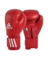 adidas AIBAG1 Boxhandschuh Contest AIBA Licensed 10 oz rot (Bild-1)