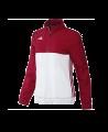 adidas T16 Team JKT WOMEN Jacke rot/weiss AJ5328 (Bild-1)