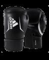 adidas Boxhandschuhe Speed 100 schwarz/weiss adiSBG100 (Bild-1)