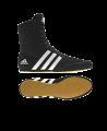 adidas Box Hog 2 Boxerschuhe EU44 2/3 UK10 schwarz adiG97067 (Bild-1)