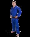 adidas Champion 2 II IJF, Judo Anzug blau 175cm (Bild-1)