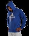 adidas Community Hoodie Judo blau (Bild-1)