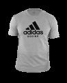 adidas Community T-Shirt Boxing grau adiCTB (Bild-1)