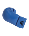 adidas Karate Faustschutz Training small shape M blau 661.11 (Bild-1)
