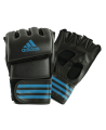 adidas Grappling Training Glove schwarz/solar blue adiCSG08 (Bild-1)