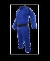 adidas Champion 2 II IJF, Judo Anzug blau (Bild-1)