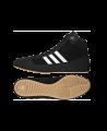 adidas Ringerschuhe Havoc schwarz/gum Gr. 43 1/3 UK9 AQ3325 (Bild-1)