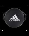 adidas PU round HIT Pad schwarz standard ADIRHP01 (Bild-1)