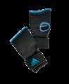 adidas Innenhandschuh Super Inner Glove Gel elastic ADIBP021-2 schwarz/blau (Bild-1)