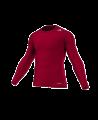 adidas TECHFIT Langarm TF BASE LS rot AJ5015 Compression Shirt (Bild-1)