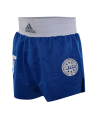 adidas Wako Technical Apparel Kick Boxing Shorts blau adiLKS1 (Bild-1)
