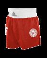 adidas Wako Technical Apparel Kick Boxing Shorts rot adiLKS1 (Bild-1)