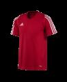 adidas T12 Team Shirt men SS Gr.10 Kurzarm rot XL adi X12936 (Bild-1)