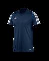 adidas T12 Clima Cool T-Shirt men Gr.12 Kurzarm blau XXL adi X12942 (Bild-1)
