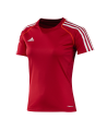 adidas T12 Clima Cool Shirt Kurzarm WOMAN rot adi X13855 (Bild-1)