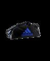 adidas WAKO Sporttasche Zipper Bag 2 in 1 schwarz/blau adiACC051 (Bild-1)