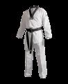adidas ADI FLEX Taekwondo Anzug 190 schwarzes Revers WTF approved  ADITFL01 (Bild-1)
