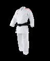 adidas K191SK Kumite Karate Anzug adiLight 155cm mit roten Schulterstreifen (Bild-1)