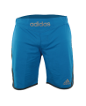 adidas Transition MMA Shorts S/S XL blau/grau adiMMAS06 (Bild-1)