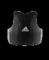 adidas Bauchschild Boxing Chest Protector Trainer Schutzweste schwarz ADIP04 (Bild-1)