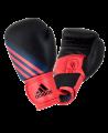 adidas Boxhandschuhe Speed 100  Woman schwarz rot 8 oz adiSBGW100 (Bild-1)