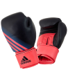 adidas Boxhandschuhe Speed 200  Woman schwarz rot 8oz adiSBGW200 (Bild-1)