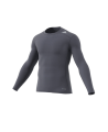 adidas TECHFIT Langarm TF C&S LS onyx grau Compression Shirt adi AJ5017 (Bild-1)