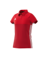 adidas T16 Climacool POLO YOUTH GIRLS size 176 rot AJ5259 (Bild-1)
