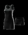 adidas T16 Climacool Dress schwarz/grau AJ5261 (Bild-1)