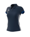 adidas T16 TEAM POLO WOMAN size XL blau AJ5274 (Bild-1)