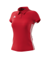 adidas T16 TEAM POLO WOMAN rot AJ5275 (Bild-1)