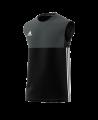 adidas T16 Clima Cool SL TEE MEN schwarz/grau AJ5281 (Bild-1)
