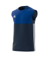adidas T16 Clima Cool SL TEE MEN size L blau AJ5282 (Bild-1)