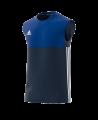 adidas T16 Clima Cool SL TEE MEN blau AJ5282 (Bild-1)