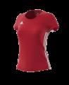 adidas T16 TEAM TEE WOMAN rot size XL AJ5303 (Bild-1)