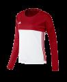 adidas T16 Crew Sweater XXL WOMAN rot AJ5416 (Bild-1)