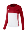 adidas T16 Crew Sweater S WOMAN rot AJ5416 (Bild-1)
