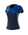 adidas T16 Climacool TEE Shirt WOMAN size S blau AJ5440 (Bild-1)