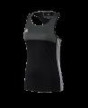 adidas T16 Clima Cool SL TEE WOMAN size XS schwarz/grau AJ5453 (Bild-1)